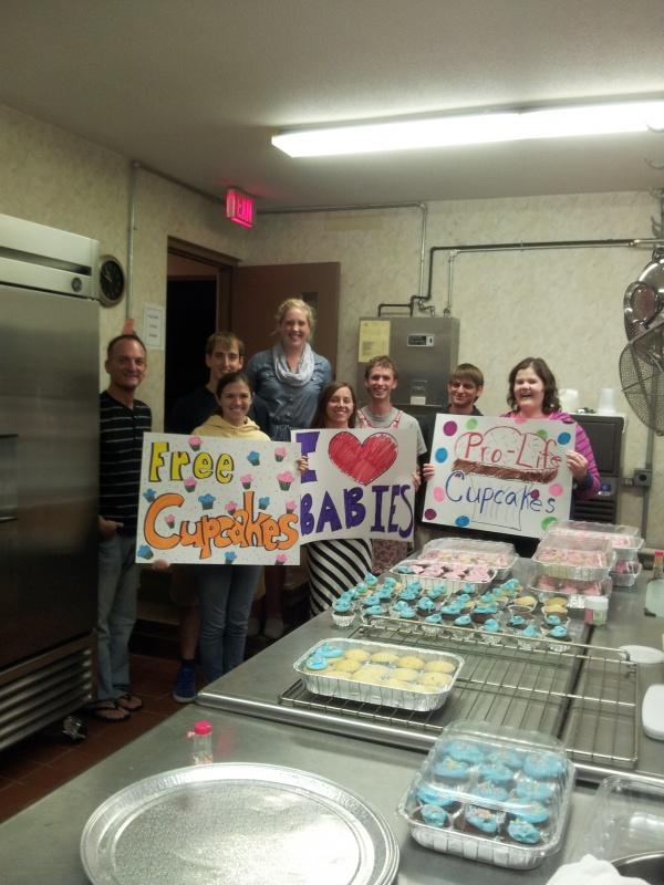 ProLife Cupcake  baking