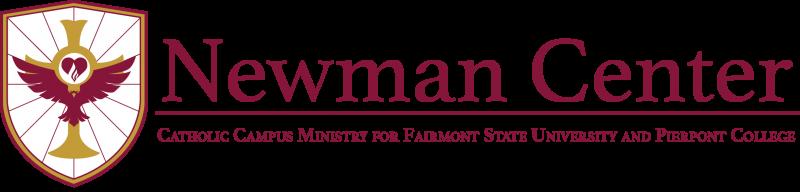 Fairmont State University Newman Center Logo